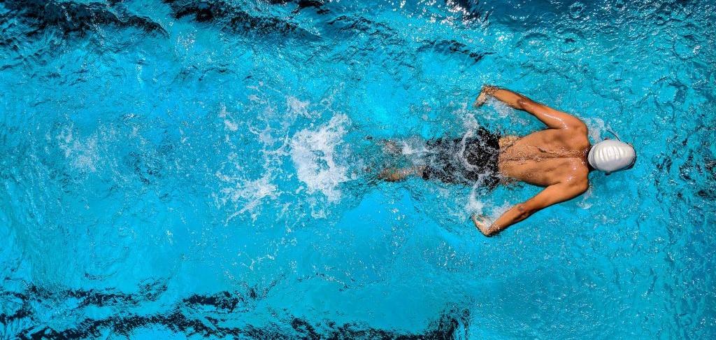 Erwachsenen Schwimmkurs